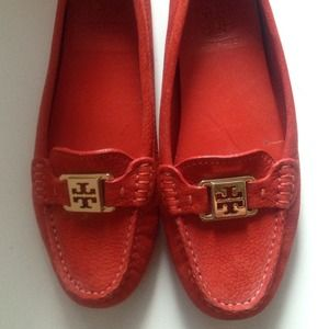 Tory Burch moccasins