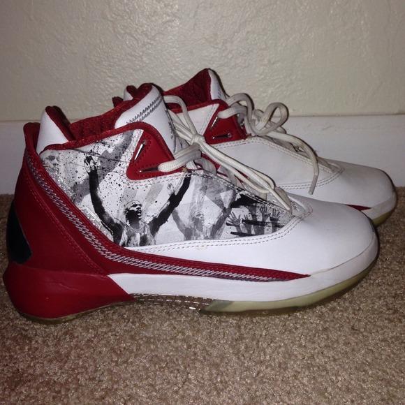 ceb0a0f56bb 2007 Nike Air Jordan XXII XX2 22 Alpha Omega
