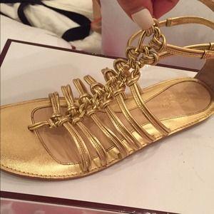 Coach Shoes - Coach gladiator sandals