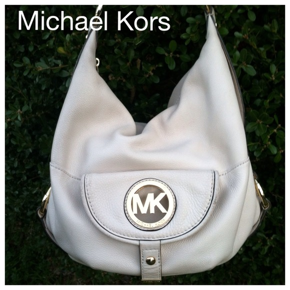 68% off Michael Kors Handbags - REDUCED! Michael Kors Fulton Hobo ...