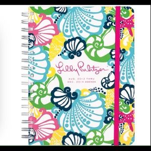 Used lilly Planner
