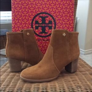 TORY BURCH *JUST REDUCED!* Sabe Booties Boots 6.5