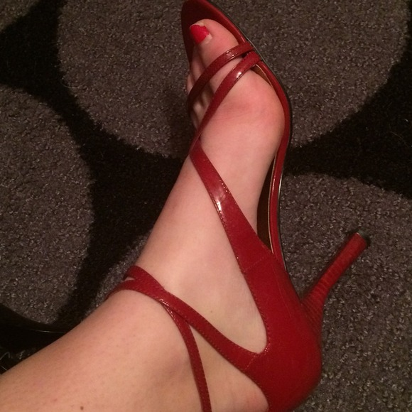 Red Bottom Nine West Shoes