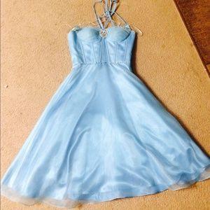 Prom or homecoming  dress.