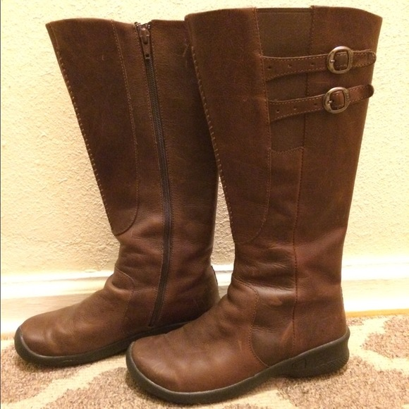 73b49857c05b Keen Boots - Keen Bern Baby Bern brown leather boots size 7