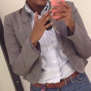 Fashionable blazer