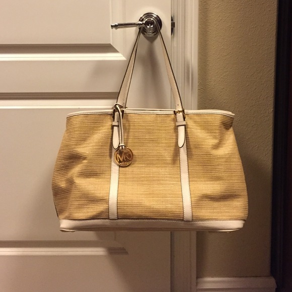 80% off Michael Kors Handbags - Michael kors beach bag from ...