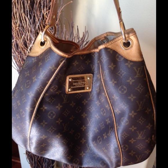 06ecf2f4a57c Louis Vuitton Handbags - Authentic Louis Vuitton Galliera GM