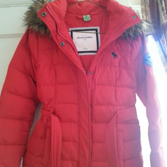 42% off Abercrombie & Fitch Outerwear - Abercrombie Girls Coat ...