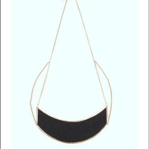 Cheap Monday pony hair necklace