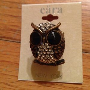 Give a Hoot Ring