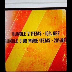 Bundle and save $