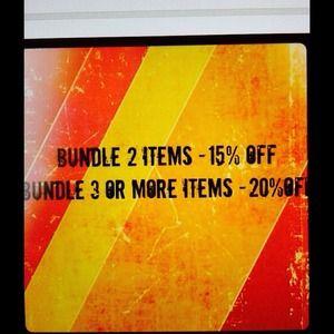Bundle and save $