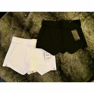 Zara Envelope Wrap Skort Bundle