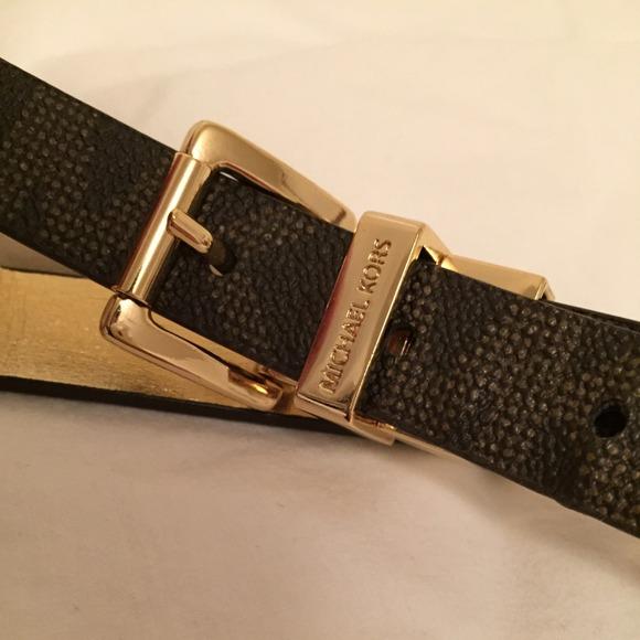 48 michael kors accessories michael kors logo belt
