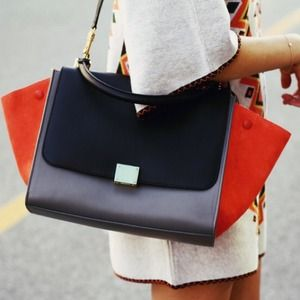 Celine Trapeze Handbags on Poshmark