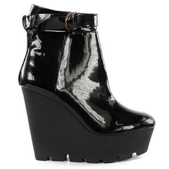 cheap monday shoes cheap monday monolit jodhpurs wedge