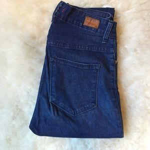 Urban Outfitters Denim - BDG Skinny Cigarette High Waisted Ankle Denim Jean