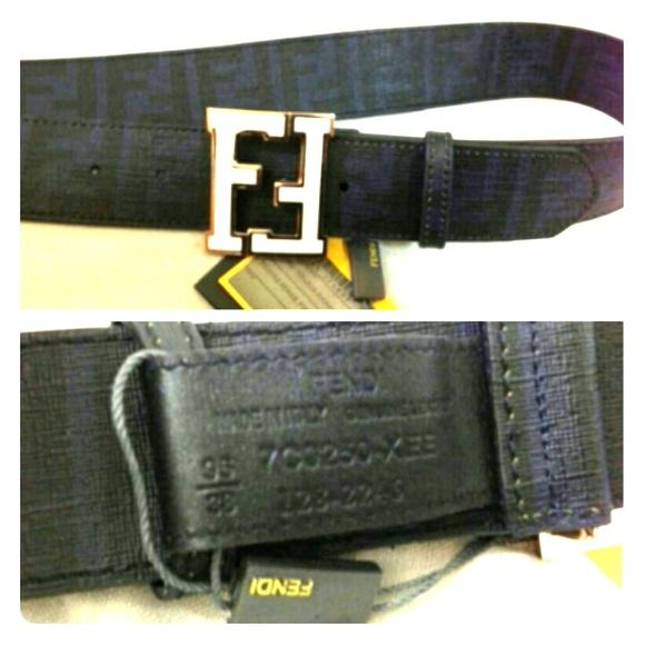 a59b4052d046 ... good double ff fendi belt. listing price 235 08541 8c9e1 ...