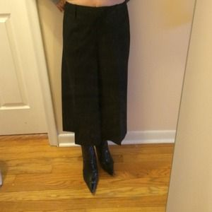 THE LIMITED Cassidy fit Groucho style slacks.