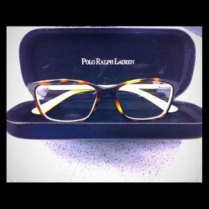 Ralph Lauren Eyeglasses w/ Polo Ralph Lauren case