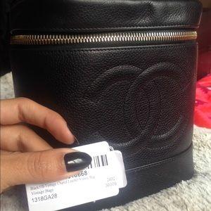 10a77a82dbd CHANEL Bags | Vintage Vanity Bag | Poshmark