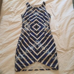 Lf stores Dresses & Skirts - Lf stores graphic snake print dress