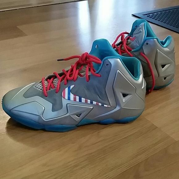 Nike Shoes | Rare Lebron 1 Barbershop