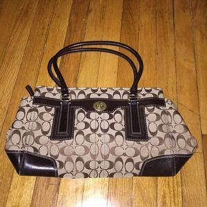 discount coach designer bags 5s1r  CLOSET CLEARANCE Coach bag