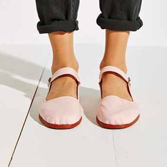 Urban Outfitters Shoes Urban Outfitter Mary Jane Flats Poshmark