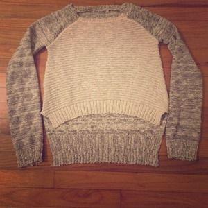 Nasty Gal hi-low sweater