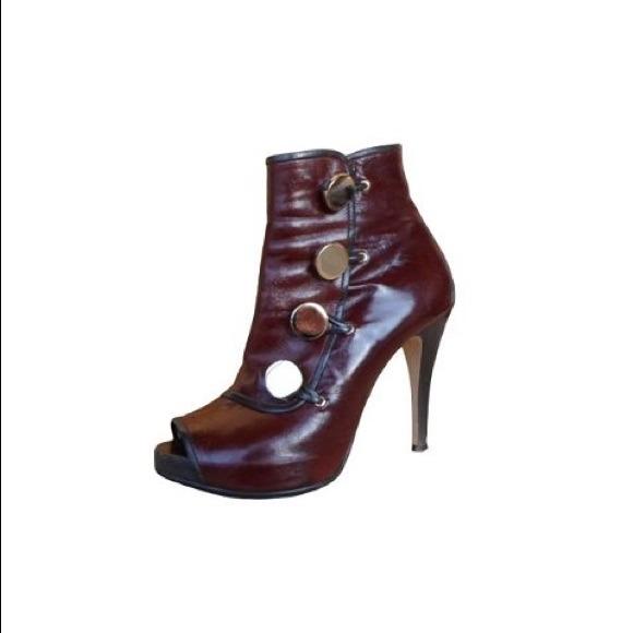 SUECOMMA BONNIE Open Toe Boots Br2jwMH53