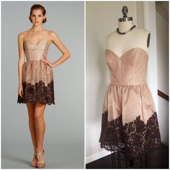 Camel cocktail dresses