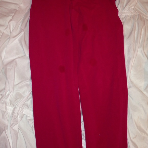 Hollister - Pink hollister yoga pants from Janay's closet ...