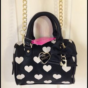 Listing Not Available Betsey Johnson Handbags From