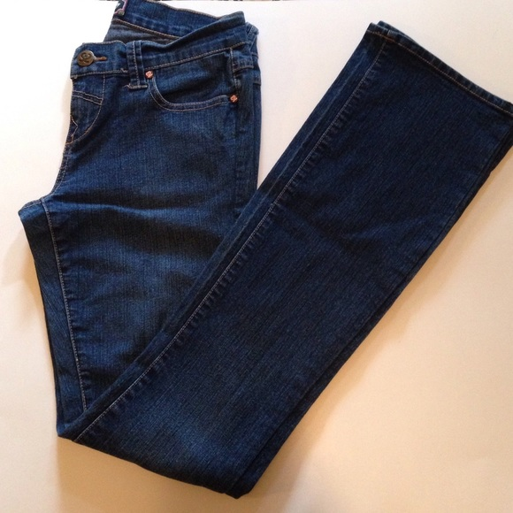 Secret Society Jeans - Medium Wash - Straight Cut
