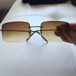 Authentic Gucci sunglasses never  worn