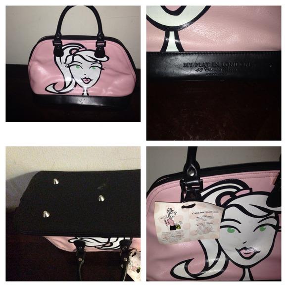 My Flat in London Bags   Handbag   Poshmark e9eaa21204