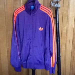 NWOT Men's Adidas Originals jacket size XL