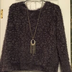 Trendy Jessica Simpson Sweater!!