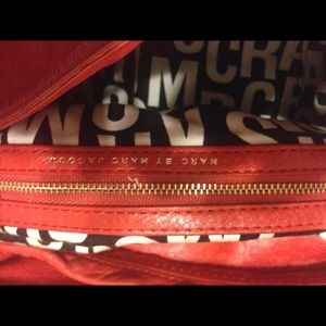 c4c7b8498e4 Marc by Marc Jacobs Bags - Gorgeous red butter soft leather Marc Jacobs bag!