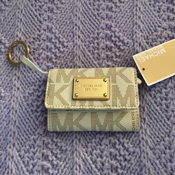 0983660af3cf11 Michael Kors Bags | Mk Wallet And Keychain Brand New | Poshmark