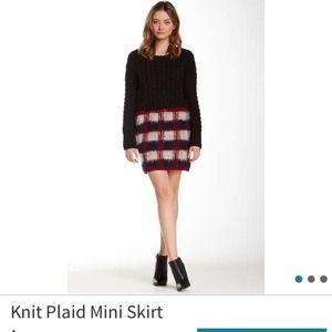 J.O.A mini skirt
