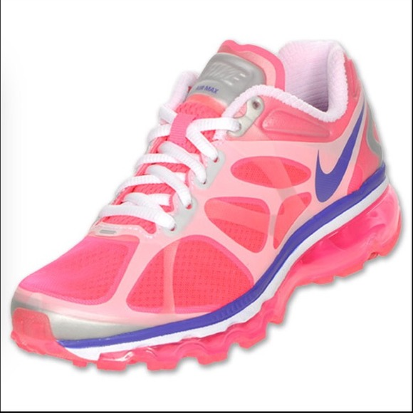 The Nike Air Max 2012 Kids' Running Shoes