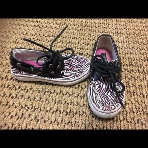 Sperry top sider kids shoes