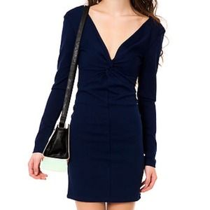 Dresses & Skirts - NWT Tainted Love Dress in Navy
