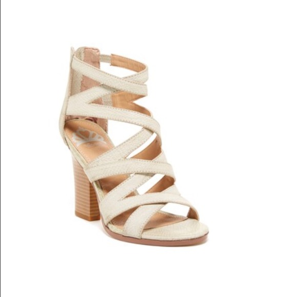 8ee9c019815 Fergie Shoes - Fergalicious Strappy Sandal