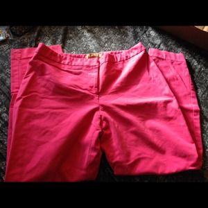 Ellen Tracy Cute Capri Pants