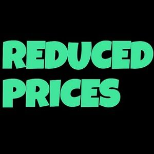 Other - Reduced prices