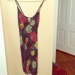 Anthropologie Pinkerton summer or fall dress